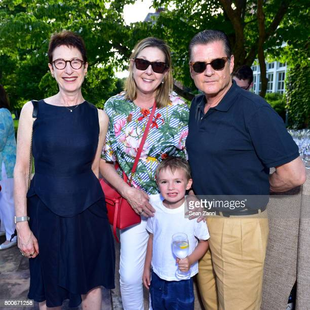 Terrie Sultan Shelly Fremont Rex Crowe and Vincent Fremont attend Maison Gerard Presents Marino di Teana A Lifetime of Passion and Expression at...