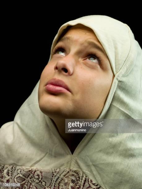 恐れ - afghan girl ストックフォトと画像