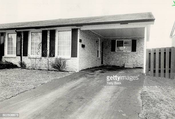 Terroist' house Mahmoud Mohammad Issa Mohammad's house in Brantford is on quiet Ashgrove Ave Some neighbors appeared nervous at discovering that...