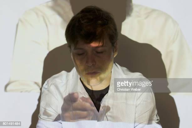 Terrorism consultant Evan Kohlmann is photographed for New York Magazine on December 10 2010 in New York City