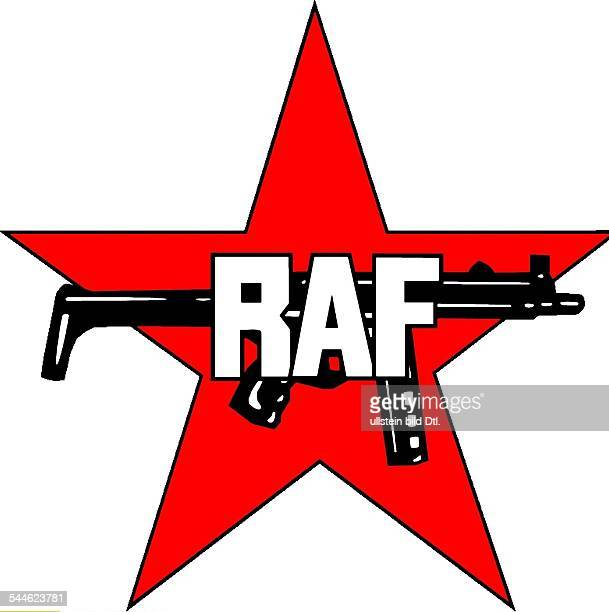 Terrorism in Germany Red Army Faction The emblem of the Red Army Faction around 1971