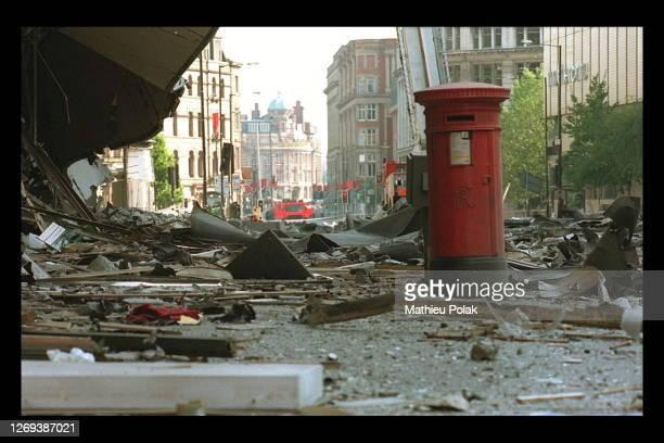 Terrorist Bombing In Manchester Blamed On IRA