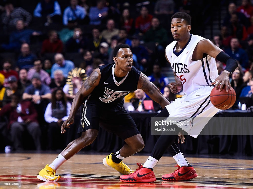 Atlantic 10 Basketball Tournament - VCU v Richmond : News Photo
