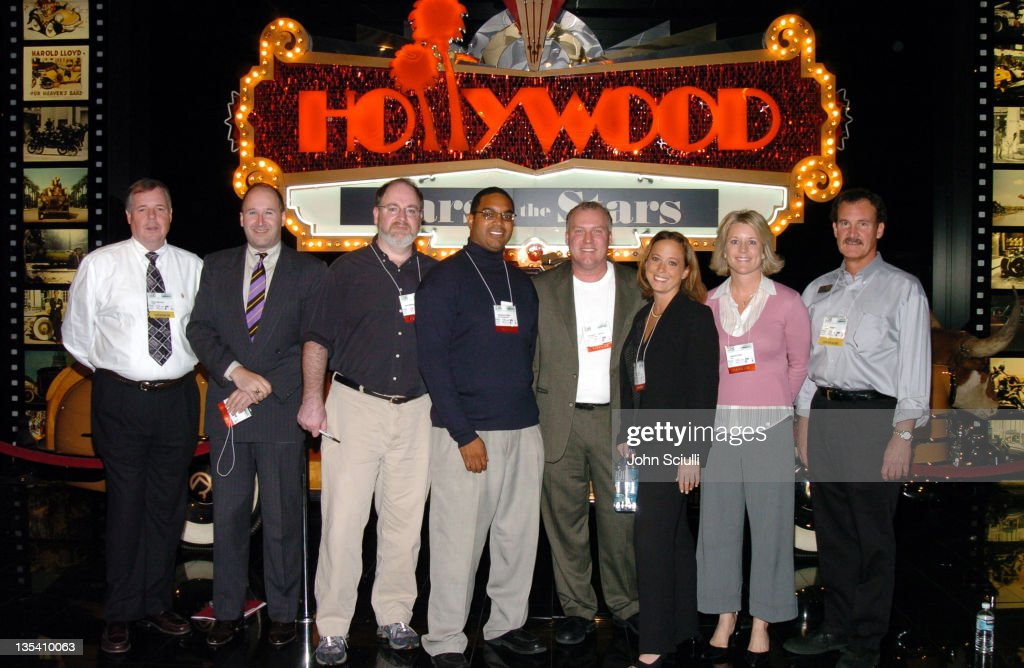 Terry Barmun, Greg Solman, Jon Silberg, Terrence Coles, Richard P. Storrs, Stacy Jones, Davina Kent and Tom Hooper