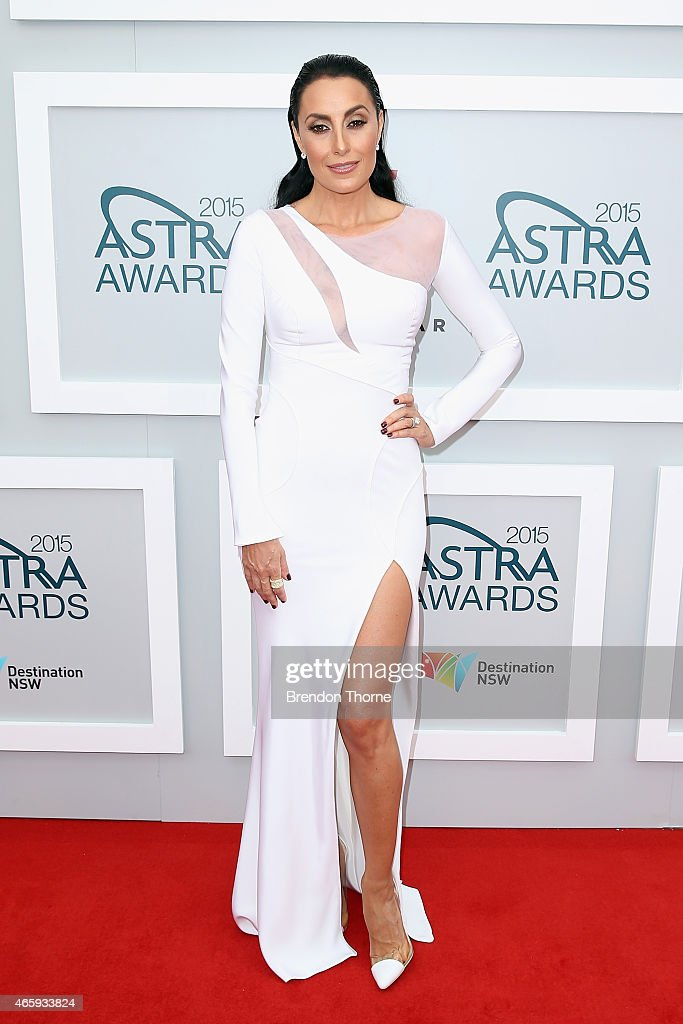 2015 ASTRA Awards - Arrivals
