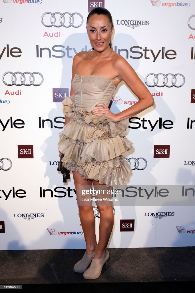 Terry Biviano attends the InStyle and Audi Women of Style Awards at Australian Technology Park on May 11, 2010 in Sydney, Australia.
