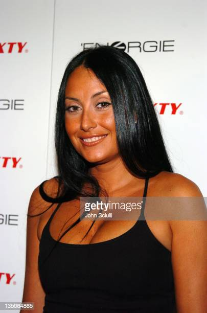 Terry Biviano during MISS SIXTY and Energie Kick Off LA Fashion Week Party at Miss Sixty and Energie Stores in Los Angeles California United States