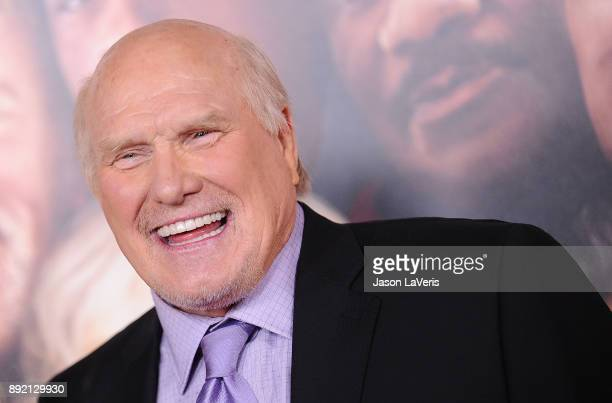 Terry Bradshaw attends the premiere of 'Father Figures' at TCL Chinese Theatre on December 13 2017 in Hollywood California