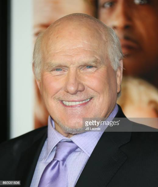 Terry Bradshaw attends the premiere of Warner Bros Pictures' 'Father Figures' on December 13 2017 in Los Angeles California