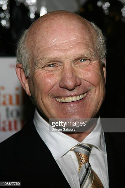Terry Bradshaw during Failure To Launch New York Premiere Red Carpet Arrivals at Clearview Chelsea West Theatre in New York New York United States