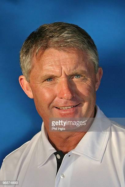 Terry Burgoyne of Scotland during the European Senior Tour Qualifying School Final played at Pestana Vale da Pinta on November 19 2009 in Portimao...