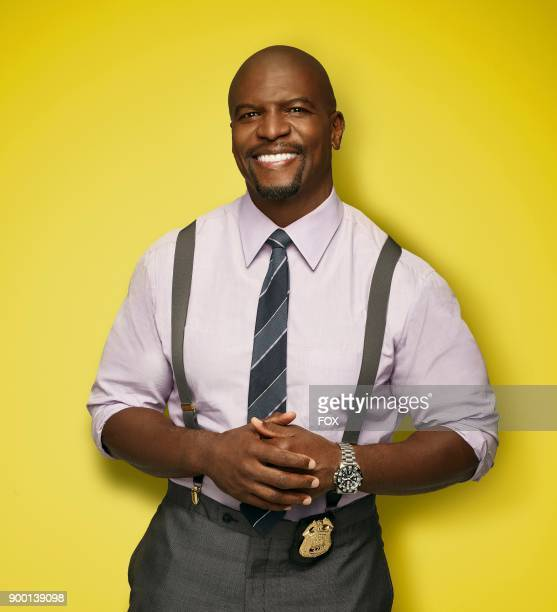 Terry Crews as Sergeant Terry Jeffords BROOKLYN NINENINE Season Five premieres Tuesday Sept 26 on FOX