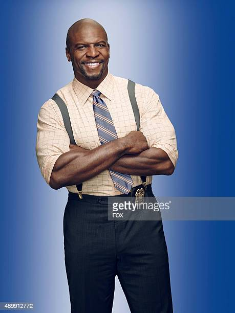 Terry Crews as Sergeant Terry Jeffords BROOKLYN NINENINE Season Three premieres Sunday Sept 27 on FOX