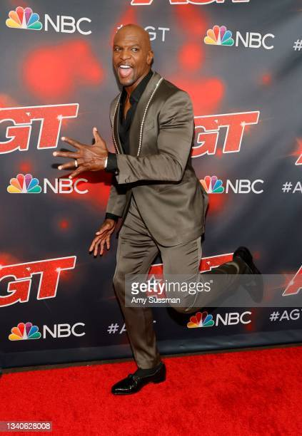 """Terry Crews attends """"America's Got Talent"""" Season 16 Finale at Dolby Theatre on September 15, 2021 in Hollywood, California."""