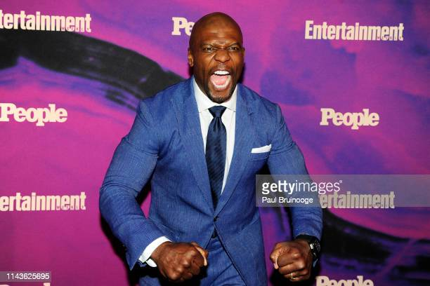 Terry Crews attends Entertainment Weekly And People Celebrate The New York Upfronts at Union Park NYC on May 13 2019 in New York City