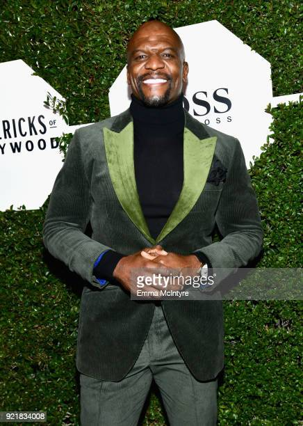 Terry Crews attends Esquire's 'Mavericks of Hollywood' Celebration presented by Hugo Boss on February 20 2018 in Los Angeles California