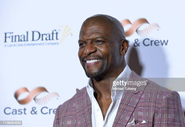 Terry Crews attends the 14th annual Final Draft Awards at Paramount Theatre on January 29 2019 in Hollywood California