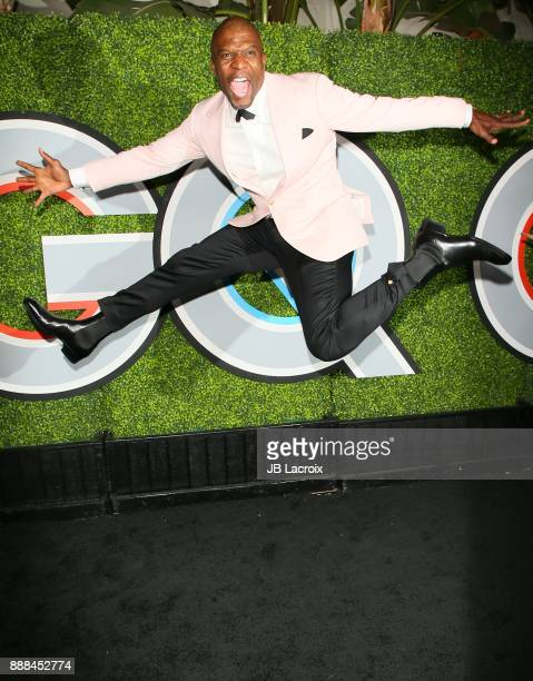 Terry Crews attends the 2017 GQ Men of The Year Party on December 07 2017 in Los Angeles California