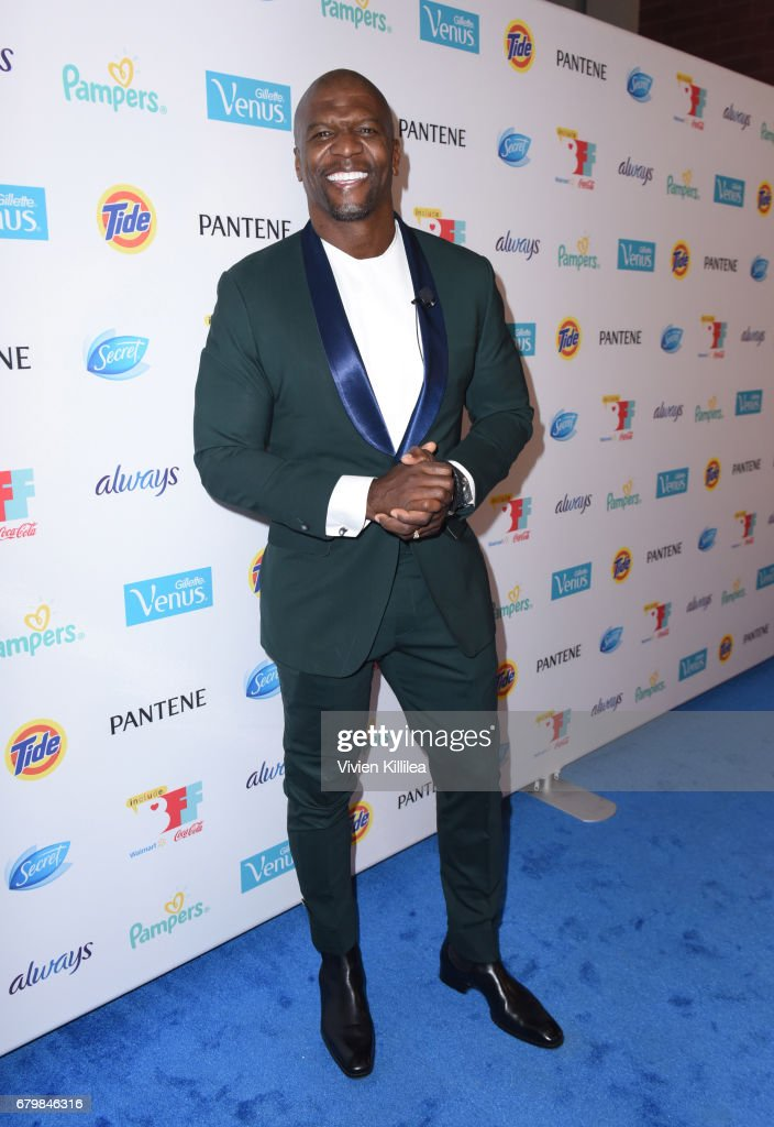 Terry Crews attends the 3rd Annual Bentonville Film Festival on May 6, 2017 in Bentonville, Arkansas.