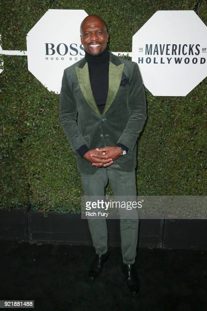 Terry Crews attends the Esquire's Annual Maverick's of Hollywood at Sunset Tower on February 20 2018 in Los Angeles California