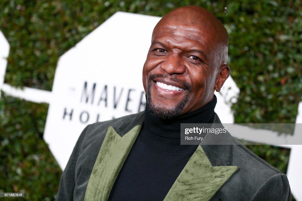 Terry Crews attends the Esquire's Annual Maverick's of Hollywood at Sunset Tower on February 20, 2018 in Los Angeles, California.