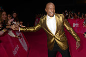 bilbao spain terry crews attends mtv