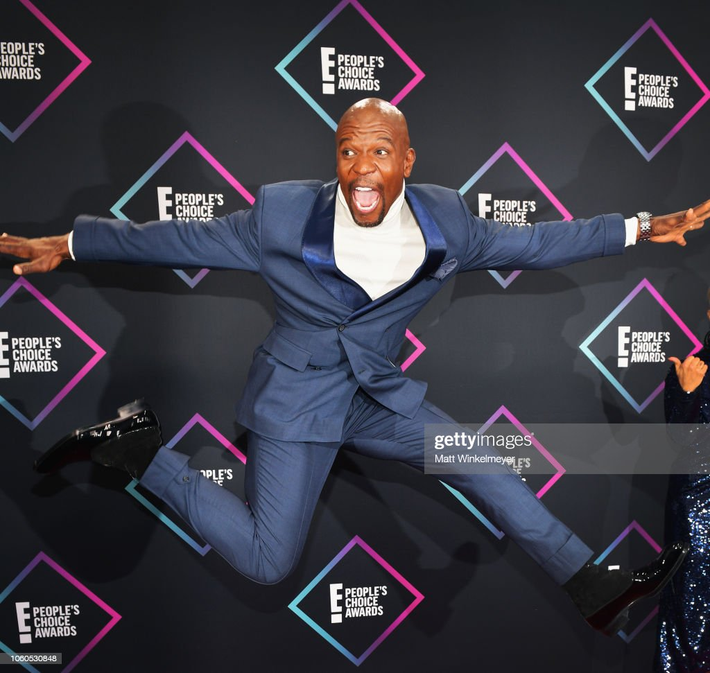 People's Choice Awards 2018 - Arrivals : News Photo