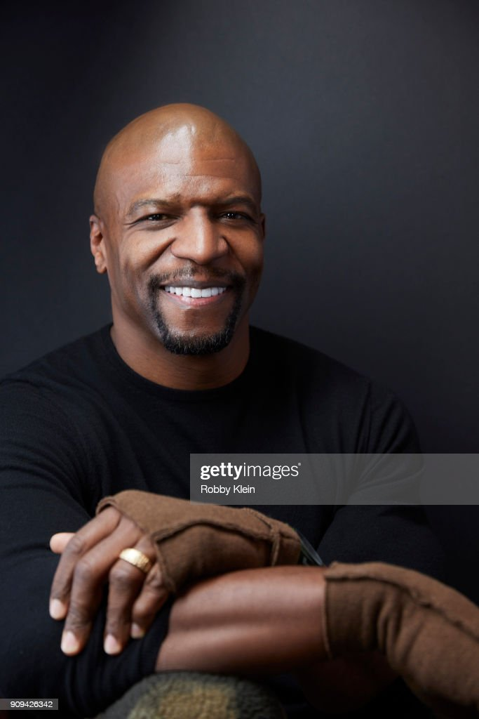 Terry Crews from the film 'Sorry to Bother You' poses for a portrait at the YouTube x Getty Images Portrait Studio at 2018 Sundance Film Festival on January 21, 2018 in Park City, Utah.
