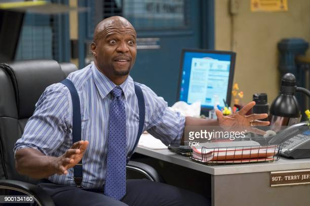 Terry Crews in the Return to Skyfire episode of BROOKLYN NINENINE airing Tuesday Nov 14 on FOX