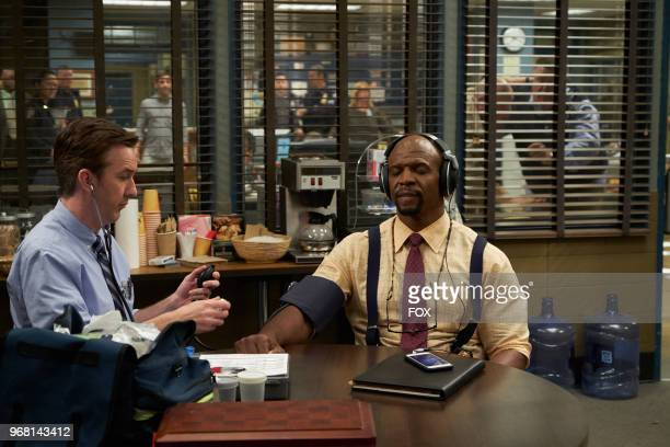 Terry Crews in the Show Me Going episode of BROOKLYN NINENINE airing Sunday May 6 on FOX