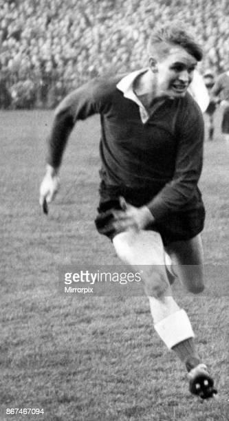 Terry Davies Llanelli RFC 25th January 1958