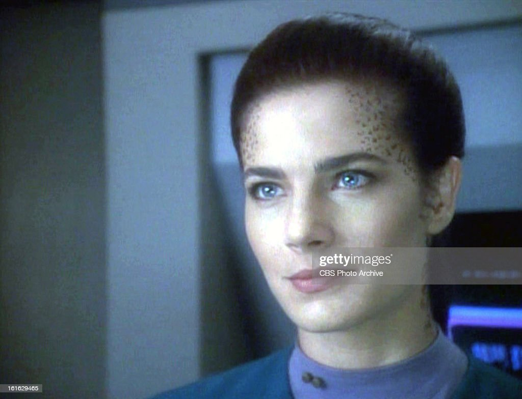 Terry Farrell As Jadzia Dax In The News Photo Getty Images