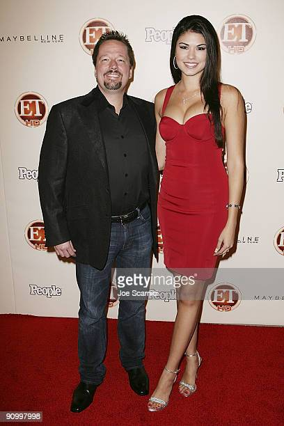 Terry Fator arrives at Vibiana for the 13th Annual Entertainment Tonight and People magazine Emmys After Party on September 20, 2009 in Los Angeles,...