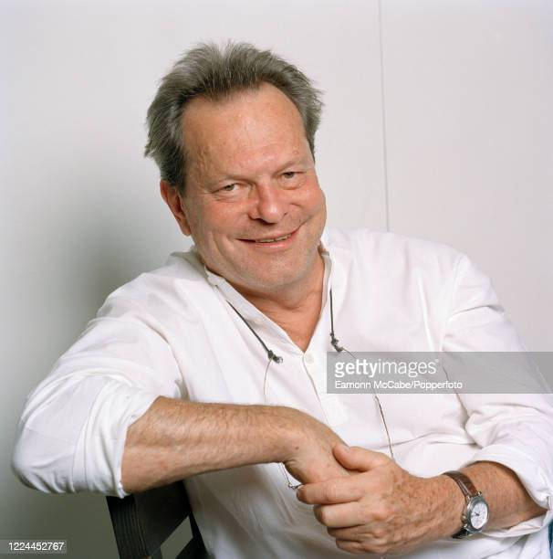 Terry Gilliam, American-born British screenwriter, film director and actor, circa 2005. Gilliam's early career was as a comic strip animator in Los...