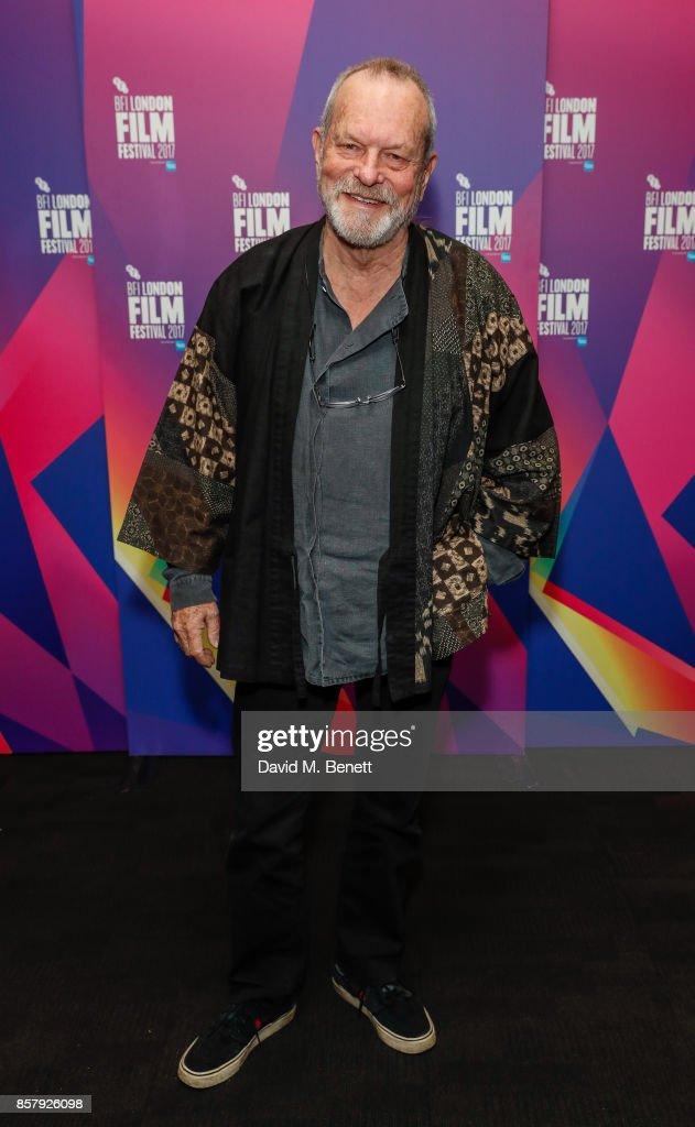 """Jabberwocky"" Screening - 61st BFI London Film Festival - VIP Arrivals"