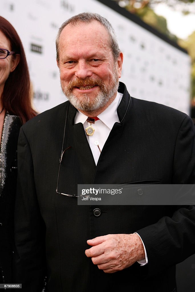 Terry Gilliam attends the amfAR Cinema Against AIDS 2009 benefit at the Hotel du Cap during the 62nd Annual Cannes Film Festival on May 21, 2009 in Antibes, France.