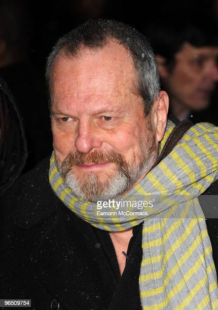 Terry Gilliam attends the London Evening Standard British Film Awards 2010 on February 8 2010 at The London Film Museum in London England