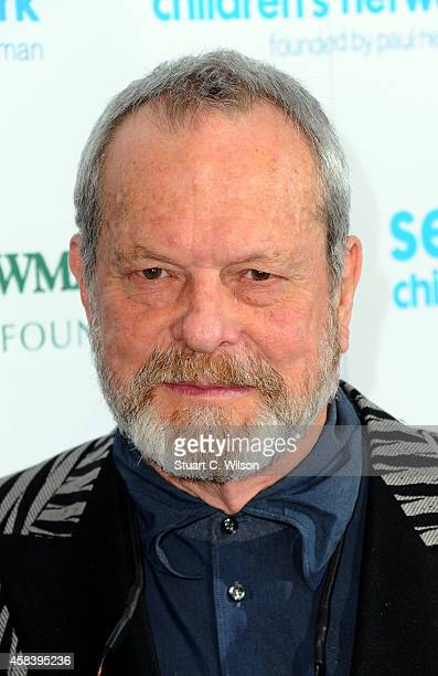 Terry Gilliam attends the Serious Fun Gala at The Roundhouse on November 4 2014 in London England