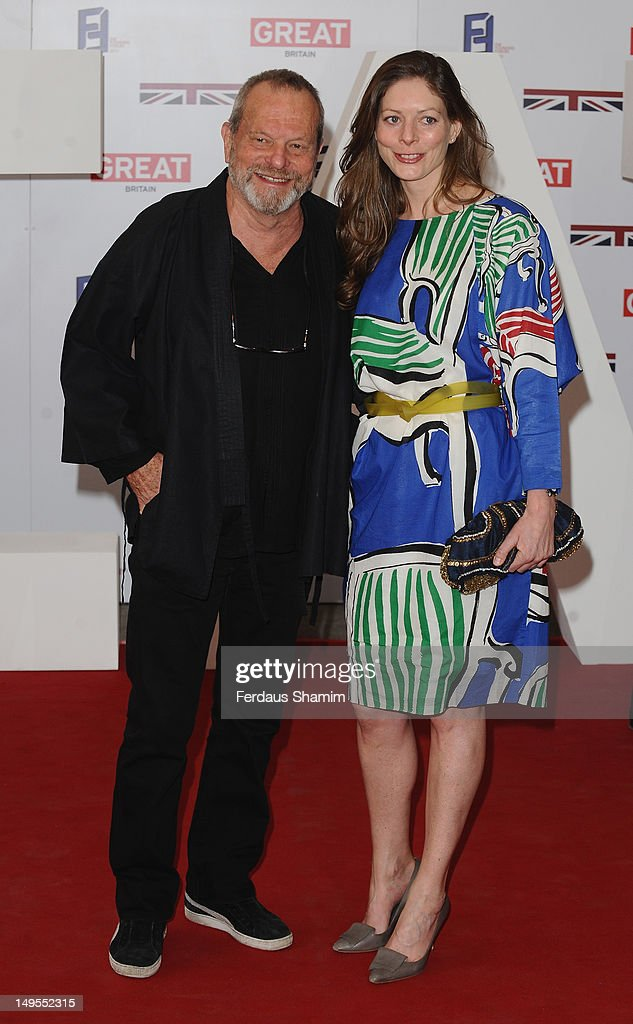 Terry Gilliam attends the UK's Creative Industries Reception at Royal Academy of Arts on July 30, 2012 in London, England.