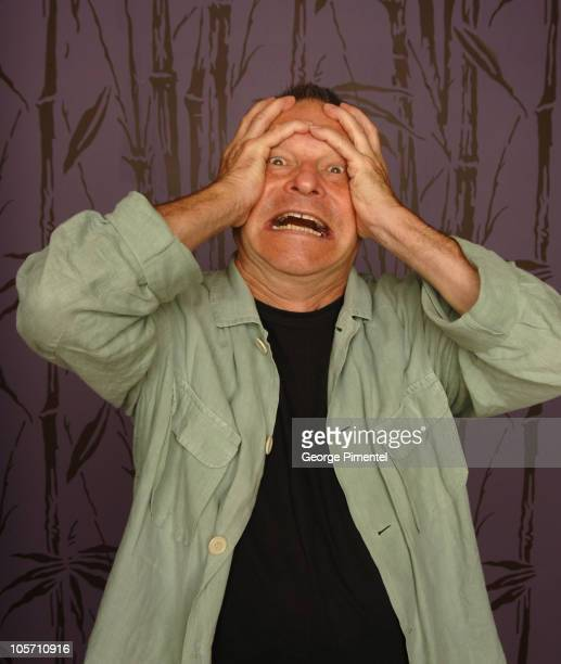 Terry Gilliam during 2005 Toronto Film Festival 'Tideland' Portraits at HP Portrait Studio in Toronto Canada