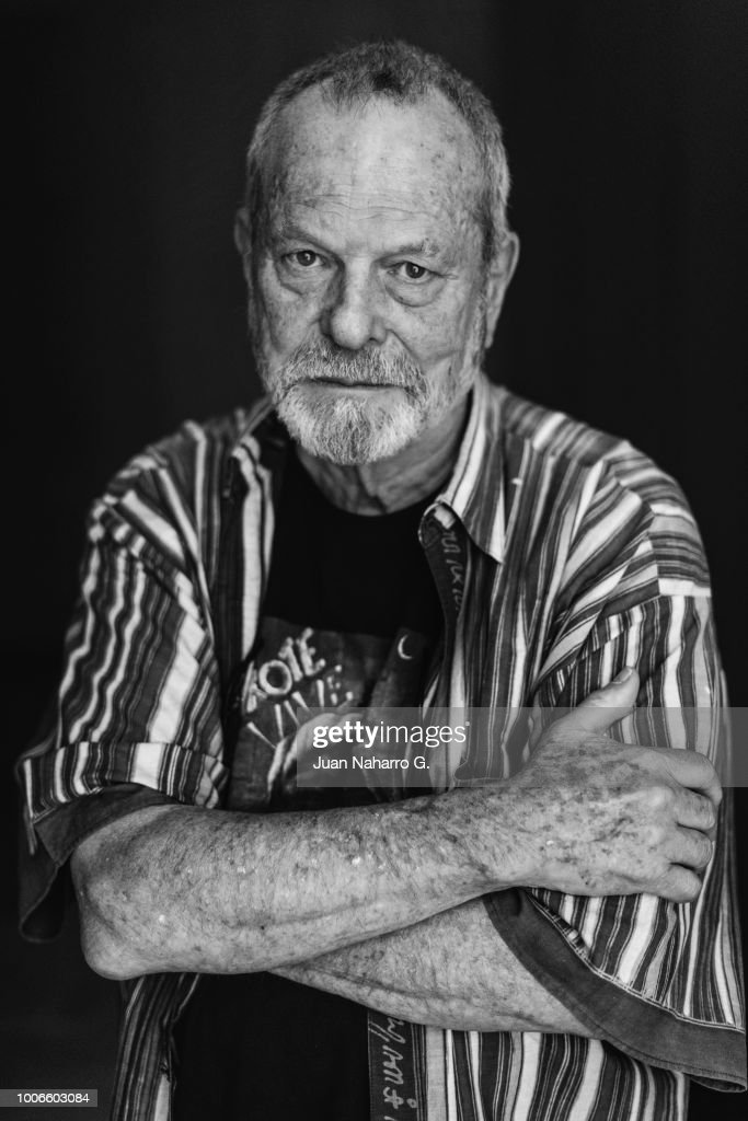 Terry Gilliam Portrait Session