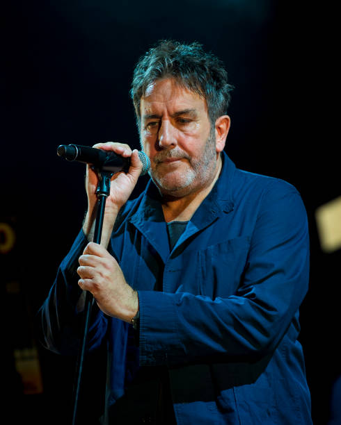 GBR: The Specials Perform At Bournemouth International Centre