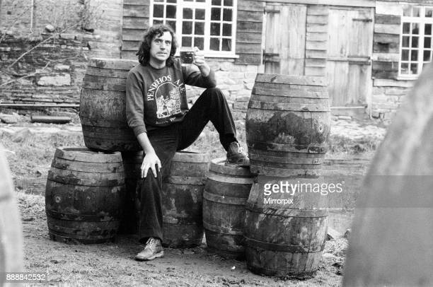 Terry Jones script writer for Monty Python has bought a brewery at Lyonshall near Hereford He is producing 100 barrels of beer weekly of his own brew...
