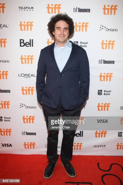 Terry Leonard attends the Professor Marston The Wonder Women premiere during the 2017 Toronto International Film Festival at Princess of Wales...