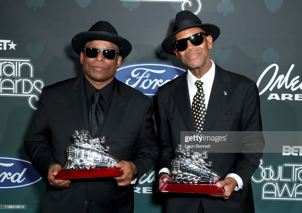 BET Presents: 2019 Soul Train Awards -  Backstage & Audience : News Photo