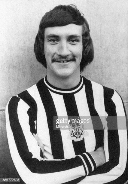 Terry McDermott Newcastle United midfielder pictured 16th July 1974
