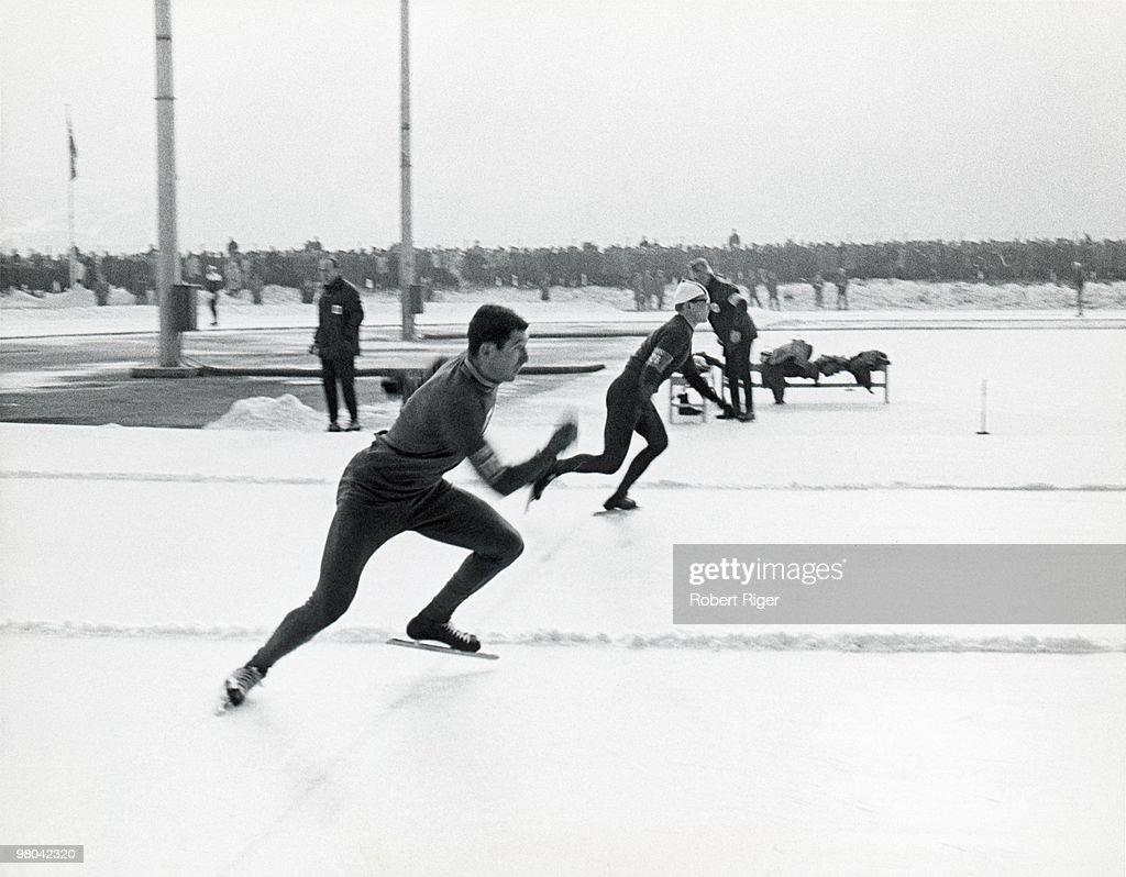1964 Winter Olympics : News Photo