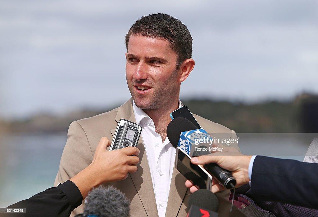 Sydney FC Media & Recovery Session : News Photo