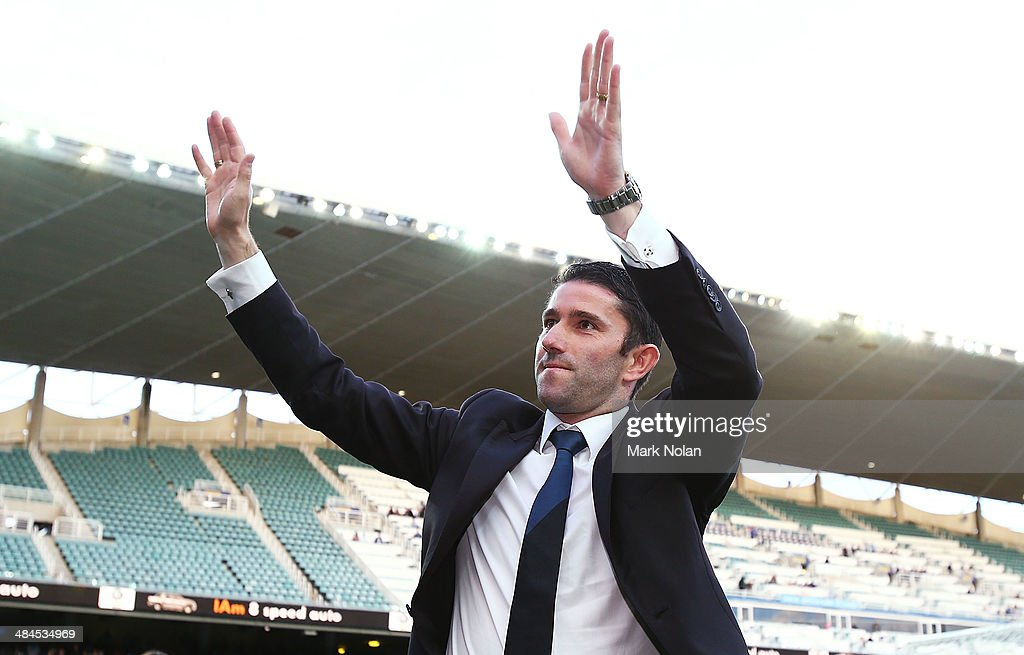 A-League Rd 27 - Sydney v Perth : News Photo