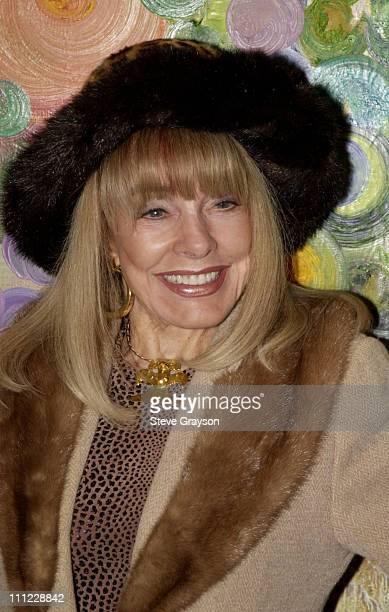 Terry Moore during Hollywood Arts Council 16th Annual Charlie Awards at Hollywood Highland in Hollywood California United States